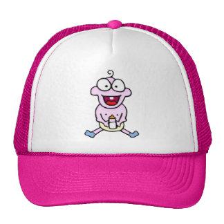 Chapéu feliz do bebê boné
