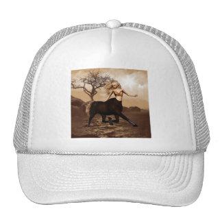 Chapéu fêmea do centauro boné