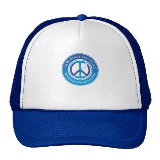 Chapéu ganhado do logotipo da paz boné