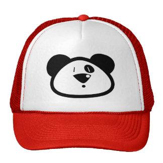 Chapéu gordo da panda bones