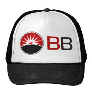 Chapéu grande da baliza boné