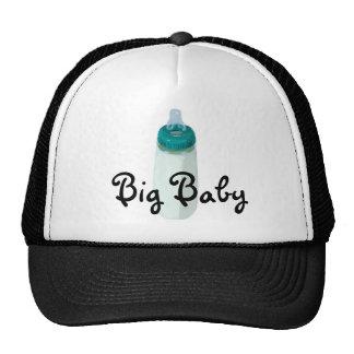 chapéu grande do bebê bone