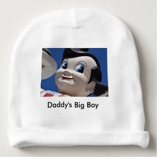 Chapéu grande do bebê do menino do pai gorro para bebê