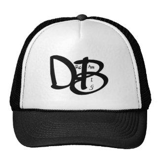 Chapéu grande ideal do logotipo boné
