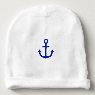 Chapéu infantil do Beanie do marinheiro bonito Gorro Para Bebê