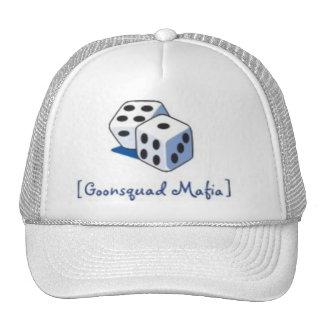 Chapéu intitulado bone