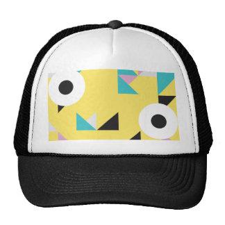 Chapéu legal do camionista do estilo dos anos 90 boné