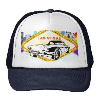 Chapéu legal do vetor de Las Vegas Boné