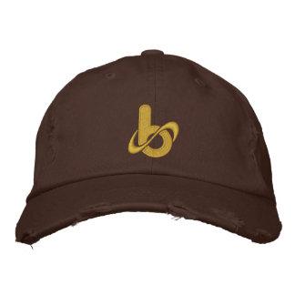 Chapéu Limitado-Bordado X do tambor Bonés Bordados