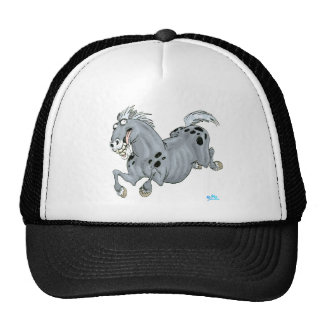 Chapéu louco do cavalo boné