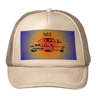chapéu m3 pelo highsaltire boné