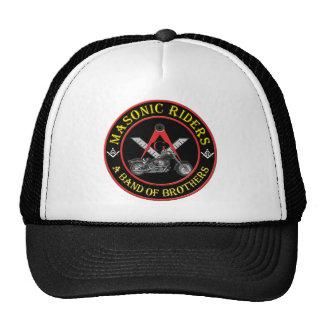 Chapéu maçónico dos irmãos do cavaleiro boné