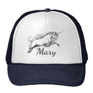 Chapéu mágico do camionista do unicórnio de Mary, Boné