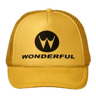 Chapéu maravilhoso boné