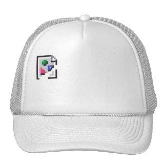 chapéu não encontrado/quebrado da imagem da imagem boné