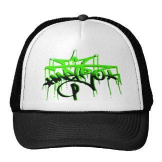 chapéu oficial da assinatura da LEGENDA dos GRAFIT Boné