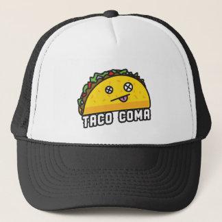 Chapéu oficial do design do coma do Taco Boné