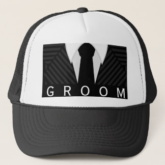 Chapéu ou boné do noivo do despedida de solteiro