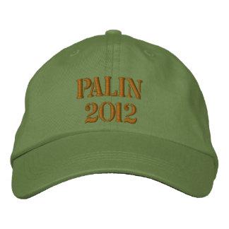 Chapéu, Palin 2012 Bones Bordados