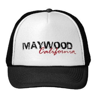 Chapéu pequeno da cidade de Maywood Califórnia Boné