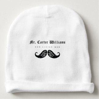 Chapéu pequeno do homem do bigode moderno do gorro para bebê