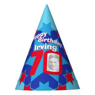chapéu personalizado aniversário do nome de