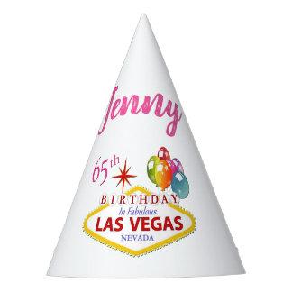Chapéu personalizado da festa de aniversário de