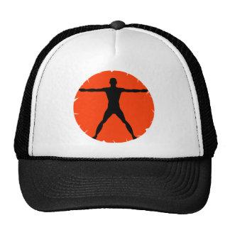 Chapéu pessoal do Gym do instrutor da malhação da Boné