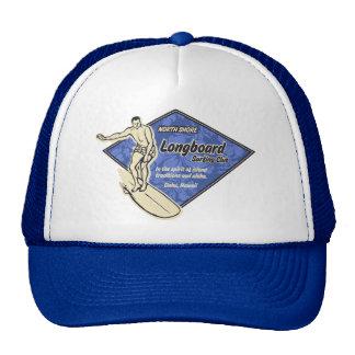 Chapéu surfando do logotipo do diamante do clube boné