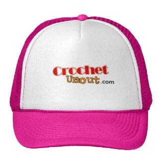 Chapéu Uncut do Crochet Boné