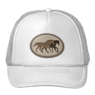 Chapéu urbano da vaqueira boné