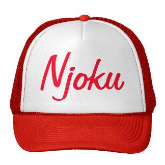 """Chapéu """"vermelho"""" do camionista do logotipo de boné"""
