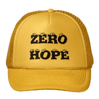 Chapéu zero da esperança boné