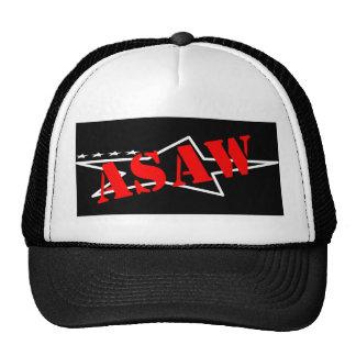Chapéus de ASAW Boné