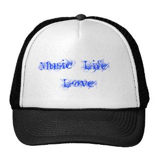 Chapéus de Musiclifelove Bones