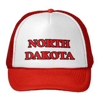 Chapéus de North Dakota Bonés
