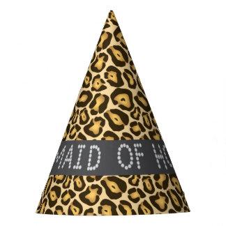 Chapéus do partido da madrinha de casamento do