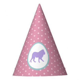 Chapéus do partido do papel do aniversário do