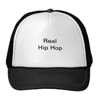 Chapéus reais de Hip Hop Boné
