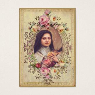Chaplet da oração santamente do cartão do St.