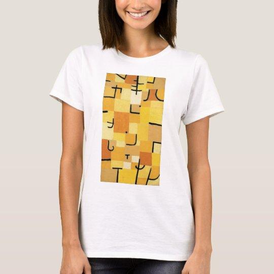Characters in yellow - Paul Klee Camiseta