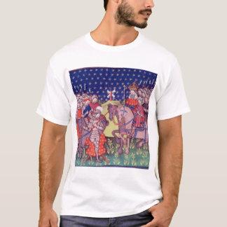 Charlemagne e Richard Camiseta