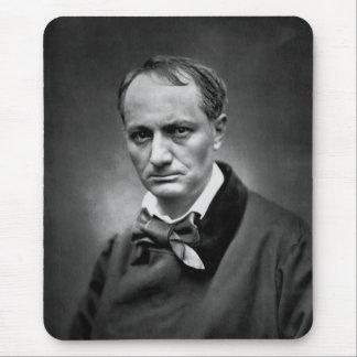 Charles Baudelaire - foto 1878 do vintage Mouse Pad