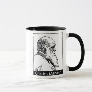 Charles Darwin Caneca