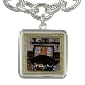 Charm Bracelet Assisi Úmbria Italia