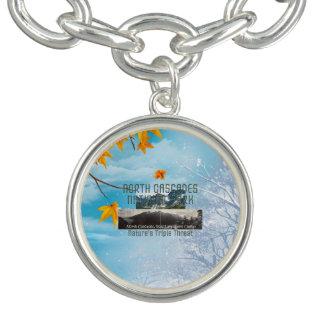 Charm Bracelet Cascatas nortes de ABH