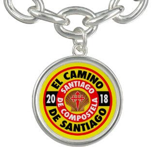 Charm Bracelet EL Camino de Santiago 2018