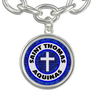 Charm Bracelet Santo Tomás de Aquino
