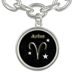 Charm Bracelet Símbolo do Aries