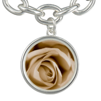 Charm Bracelets As flores amzing